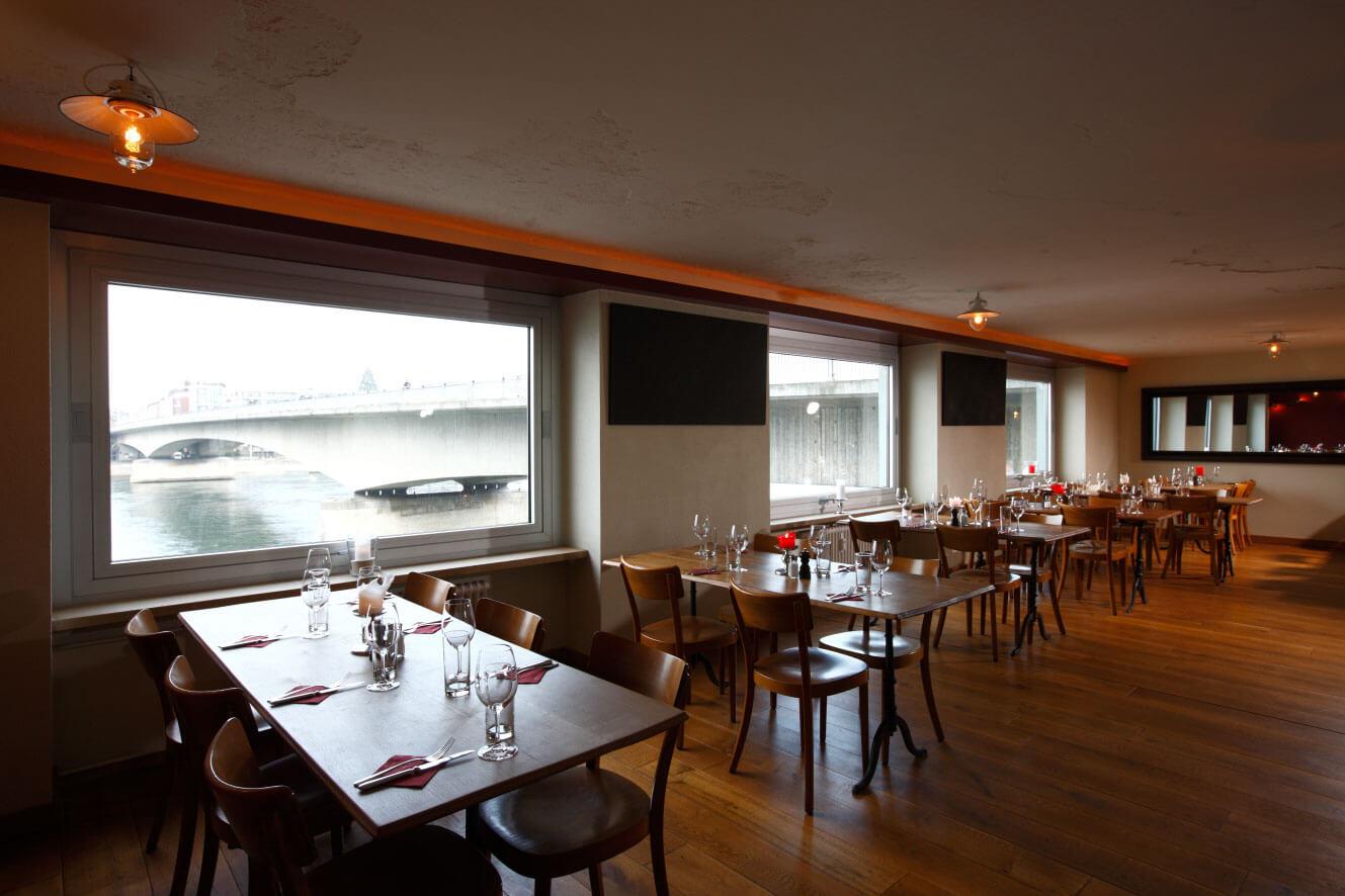 Tappas Restaurant DonPincho Sitzbereich