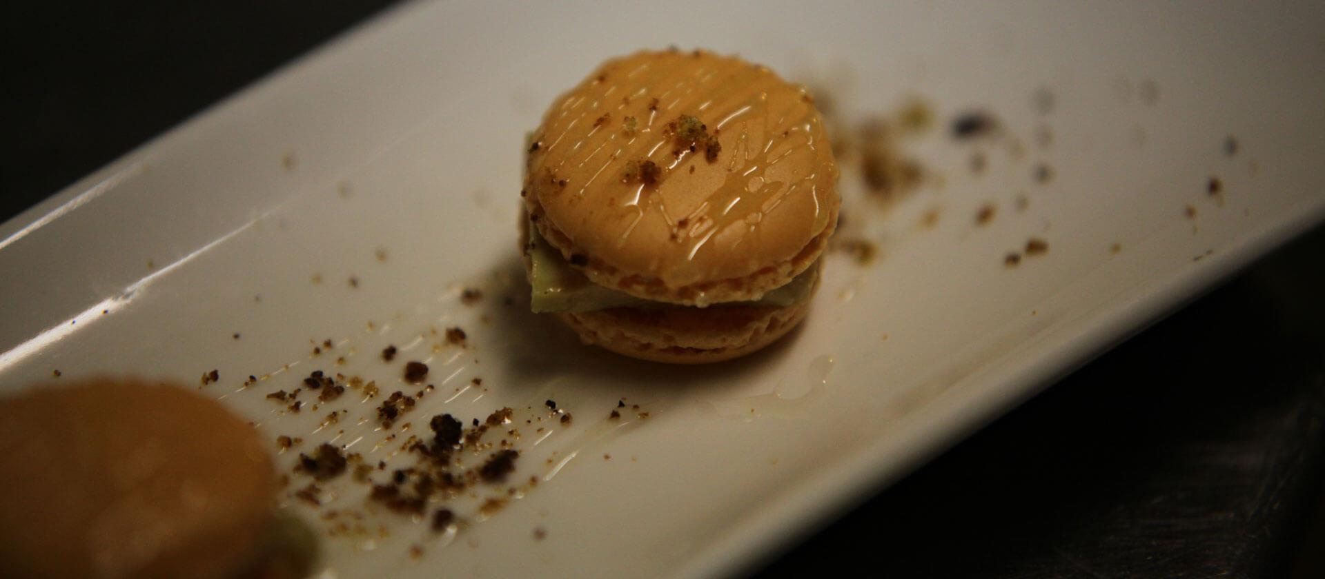 Macaron Foie