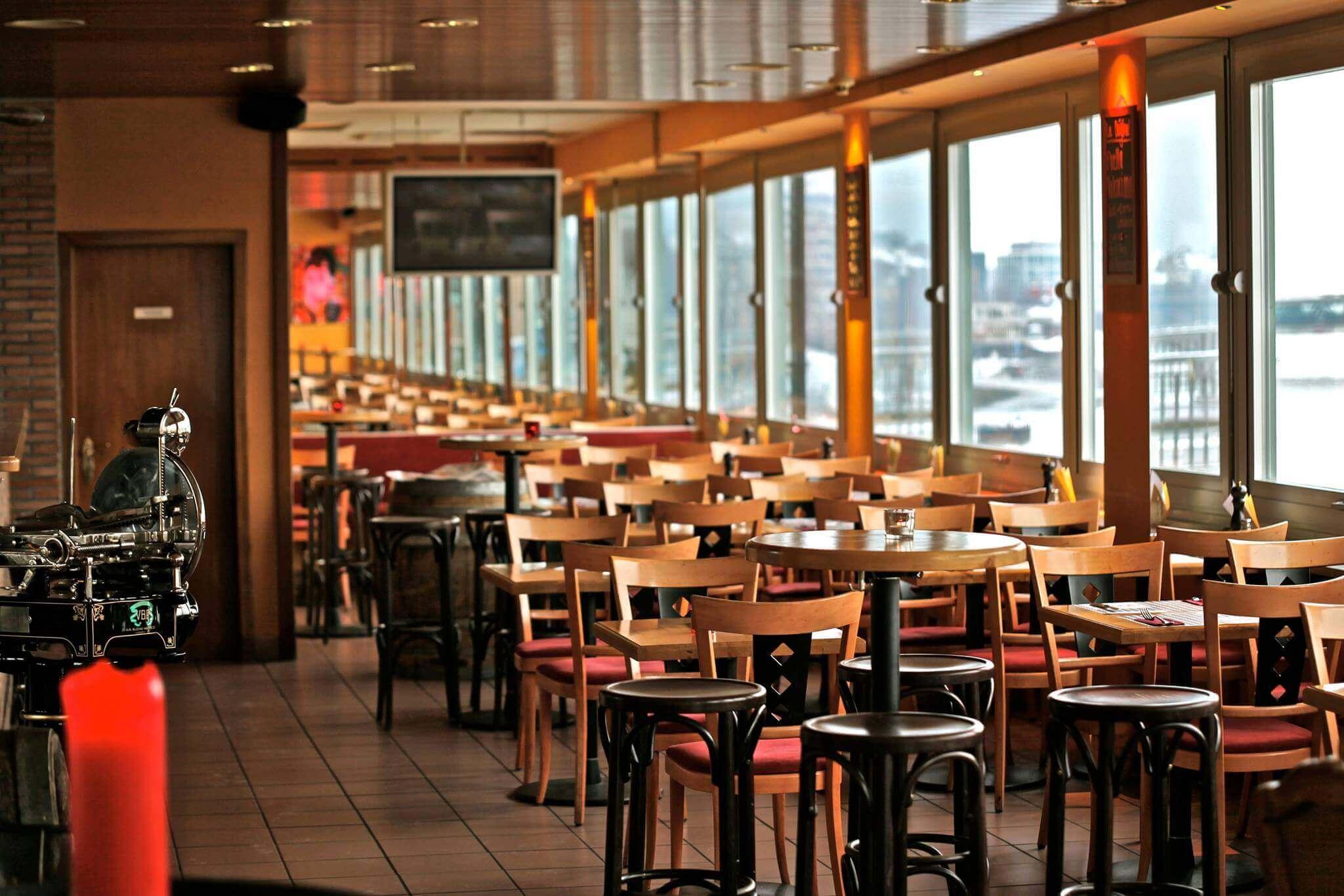 Tappas Restaurant DonPincho innen